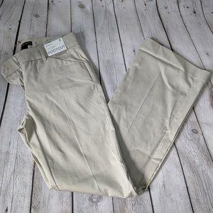 🍍3/$40 🆕NWT NY&CO Khaki Bootcut Pants, 0R